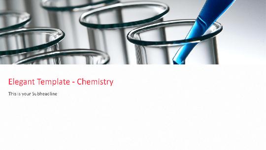 Elegant Chemistry