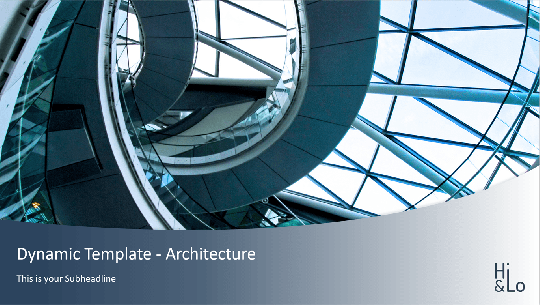 Dynamic Architecture