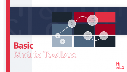 Basic Matrix Toolbox