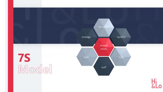 7-S Model 3D Hexagon